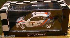 FORD FOCUS WRC #6 RALLYE MONTE CARLO 2000 SAINZ MOYA MINICHAMPS 430008906 1/43