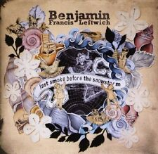 Benjamin Francis Leftwich - LAST SMOKE BE... - Benjamin Francis Leftwich CD 52VG