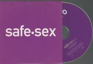 Calogero Safe Sex Cd Promo