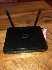 D-Link Model DIR-615 Wireless Router With Power Adaptor