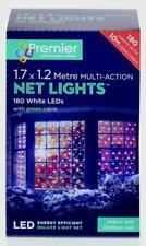 Premier 360 Multi Action Net Lights 3.5 X 1.2 M White LED