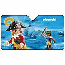 Pare-soleil avant PLAYMOBIL pirates taille M 60 x 120cm