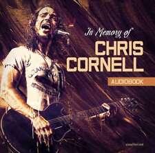 Chris Cornell - In Memory Of - Audiobook - Unautorized NEW CD