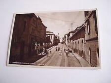 Sassari - Terranova Pausania Corso Umberto I - spedita f. p. 1937