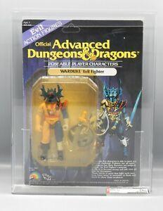 AFA 75+ MOC 1983 tsr WARDUKE Advanced Dungeons & Dragons action figure LJN toy !