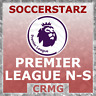 CRMG SoccerStarz PREMIER LEAGUE TEAMS N-S (like MicroStars)