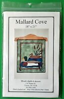 """Dinah's Quilts & Accents Wall Hanging Quilt Kit 18"""" x 21"""" - """"Mallard Cove"""""""