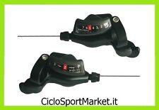 Control CAMBIO City Bike/MTB compatible SHIMANO 7 x 3 Speeds COMPLETE WIRES