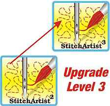 Embrilliance StitchArtist L2 to L3 Machine Embroidery Digitizing Software