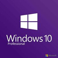 Microsoft Windows 10 Pro 32/64bit Genuine License Key Win 10 INSTANT DELIVERY