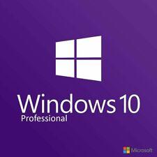 Microsoft Windows 10 Pro 32/64bit Genuine License Key Win 10 INSTANT DELIVERY