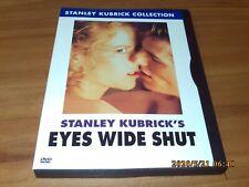Eyes Wide Shut (Dvd, 2001, Stanley Kubrick Collection)