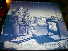 Social Distortion ‎– Mommy's Little Monster - LP - 2000 - Doug Moody Productions