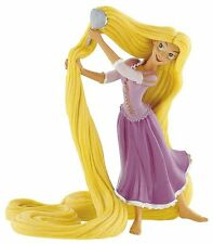 Disney-Rapunzel (con Peine) Cake Topper Estatuilla / Pastel Figura Bullyland