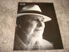 "ROBERT ALTMAN tribute ad ""A Legend and Beloved Friend."" Gosford Park, Nashville"
