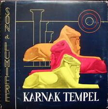 """KARNAK TEMPEL """"Son rz Lumière"""" - Doppel-LP - FOC - NM-"""