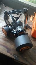 Scott AV-2000 Complete SCBA Respirator w/ 40mm Adapter and VPU /Amplifier, LARGE