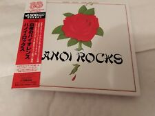 Hanoi Rocks - Bangkok Shocks - JAPANESE CD (2001) 1983 Hard Rock Glam