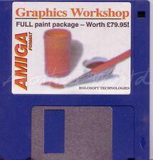 Amiga Format - Magazine Coverdisk - Graphics Workshop <MQ>