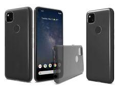 For Google Pixel 4a TPU CANDY Hard Gel Flexi Skin Case Phone Cover Accessory