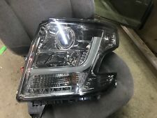 2017 CHEVROLET TAHOE DRIVER SIDE HEADLIGHT