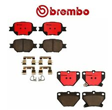 KIT PASTIGLIE FRENO ANTERIORE BREMBO LEXUS IS 2 220D KW:130 2005/> P83074