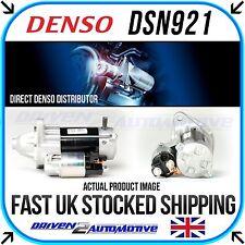 DENSO DSN921 STARTER MOTOR FOR TOYOTA RAV 4 Mk II 1.8 VVTi 08.00 - 11.05