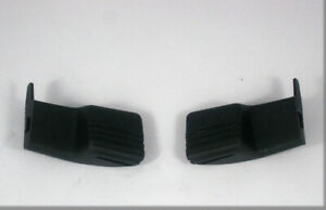 FIAT UNO TURBO 3P 1983 -> 1989 - Pair of outer door handles left and right side