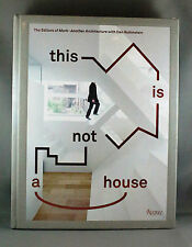 This is Not a House by Dan Rubinstein - Brand New Hardback