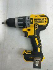 Dewalt DCD796B 20V Max XR Li-Ion 1/2 in Brushless Drill/Driver (Tool Only)- GOOD