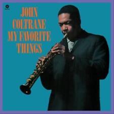 COLTRANE, JOHN - MY FAVORITE THINGS NEW VINYL RECORD