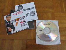 ABBA Does Your Mother Know track on Johnny English OST GERMANY acetate CD album
