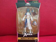 Marvel Legends Mystique/Lilandra HALF PAINTED face. X-Men X-Force Comic. MISTAKE