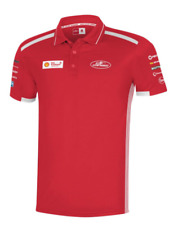 DJR TEAM PENSKE SHELL V-POWER RED POLO