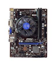 MSI Mainboard und CPU-Kombination