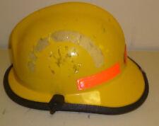 Firefighter Bunker Turn Out Fire Gear Cairns N660c 660c Yellow Helmet H180
