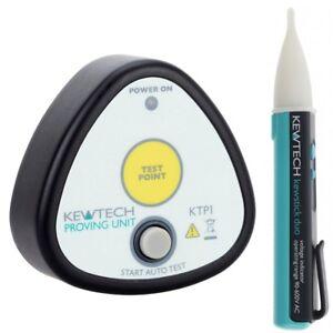 KTP1 Proving Unit & Kewstick Duo Voltage Pen
