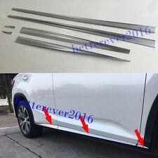 Matte Body Side Door Molding Cover Trim fit Lexus RX350 450h 300 200t 350L 450hL