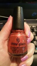 China Glaze 3D Fantasy Nail Polish Lacquer - Tronica Holographic Holo Collection