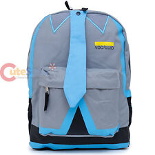 Hatsune Miku Large Backpack Miku Tie Anime Costume Cosplay Bag