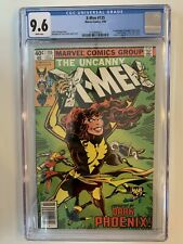 X-Men 135 - CGC 9.6  White pages - Iconic Dark Phoenix Cover - Newstand
