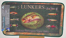 "17.7"" x 30"" Indoor/Outdoor Lunkers Door Mat"