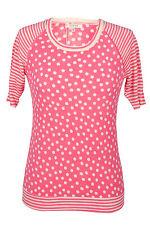 Strick T-Shirt Pullover von Gigue Gr.36 Styl: Lena Pink  Abg. Div.17 Neu
