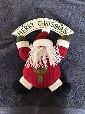 Santa Door/wall Hanger