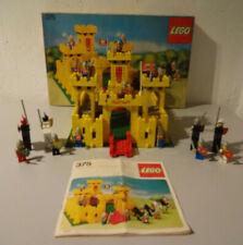 (GO) LEGO LEGOLAND 375 GELBE RITTERBURG MIT OVP & BA 100% KOMPLETT GEBRAUCHT RAR