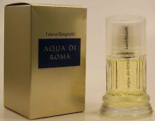(GRUNDPREIS 159,80€/100ML) LAURA BIAGIOTTI AQUA DI ROMA WOMAN 50ML EDT SPRAY OVP