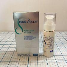 COUP D'ECLAT (30ml) Wrinkle Filler IntensemPlumping Treatment - NIB