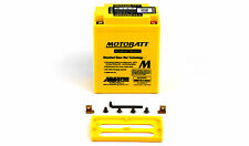 Motobatt Battery For Triumph Trident Sprint 900 1995 (0885 CC)
