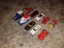 Matchbox Ertl Corgi Juniors Majorette Diecast Car Lot Bandit Pepsi Champion