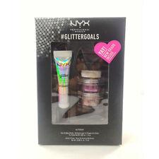 NYX Glitter Kit Purple, Pink, Luna GLISET03 + FREE SHIPPING